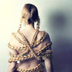 """The Art of Self-Binding"" by Sarah Ann Wright"