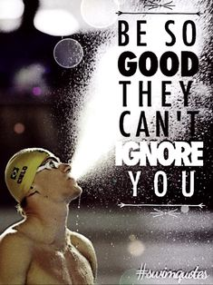 my coaches will ignore me anyway..... but this is a good quote!