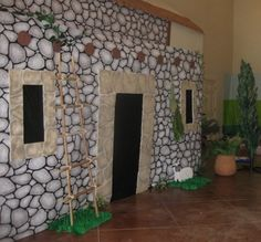 Paper Rock Wall.....other walls available as well