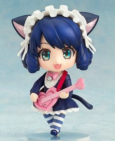 picture of Nendoroid Show By Rock!! Cyan 1