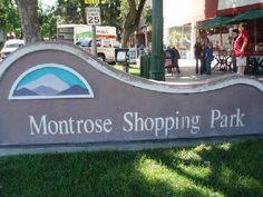 Montrose Shopping Park - Montrose