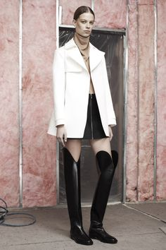 Alexander Wang Pre-Fall 2014 - Review - Fashion Week - Runway, Fashion Shows and Collections - Vogue