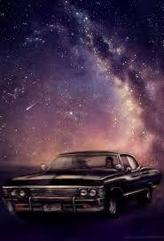 supernatural background