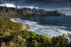 The Beautiful Koel Baai near Gordon's Bay. Pic courtesy of Gavin Thomas / Goofpix Cape Town, Shark, Surfing, Spaces, Mountains, Water, Travel, Outdoor, Beautiful