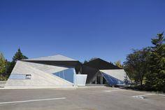 Karuizawa Museum Complex by YASUI HIDEO ATELIER , via Behance