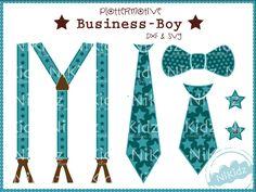 Plottervorlagen BusinessBoy Plotterdatei von NiKidz auf DaWanda.com