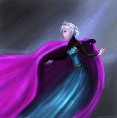 Let it go by Arbetta on deviantART
