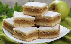 Receptov na jablkové krehké koláče je neúrekom.Toto je jeden z nich. Sweets Recipes, Vegan Recipes, Cooking Recipes, Desserts, Slovak Recipes, Sweet Cooking, Something Sweet, Thanksgiving Recipes, Deli