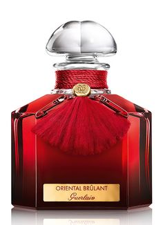 Oriental Brulant Guerlain perfume - a new fragrance for women and men 2016