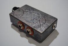 Self made pwm power supply, bottom 2 pcs neo magnets.