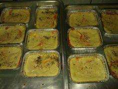 A pedidos esta aki d novo a receita das marmitinhas de pizza q graças a Deus são um sucesso!!!