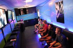 Call us today to book a birthday party like this for your kiddo!    nwa birthday party ideas northwest arkansas video game party