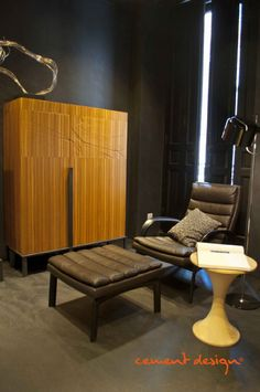 Casa Decor Espacio Diego Rodríguez #casadecor #cementdesign #interiordesign #design #inspiration #architecture