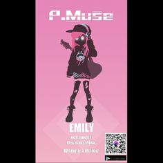 Emily Project Muse aka P.Muse (Best game ever XD)