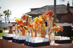 Gorgeous floral tablescape! (Karen Tran Florals)