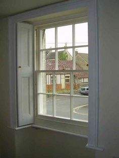 Interior Shutters For Sale Cottage Shutters, Interior Window Shutters, Interior Windows, Wood Shutters, Window Blinds, Porch Windows, House Windows, Windows And Doors, Georgian Homes