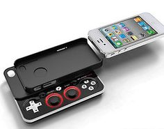 The iPhone gamepad Bladepad concept.