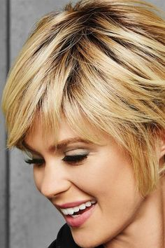 HairDo Wigs - Textured Fringe Bob - Alt 1