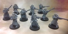 More Rogue Trader Technomads