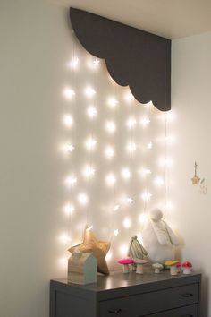 Lights for Boys Bedroom - Colors for neutral interior colors More about - Kinderzimmer wandgestaltung - Baby Room Ideas Bedroom Chest, Baby Bedroom, Girls Bedroom, Bedroom Decor, Bedroom Lighting, Bedroom Ideas, Bedroom Ceiling, Bedroom Lamps, Casual Bedroom