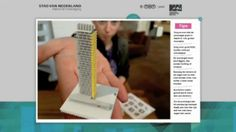 Hold a building in your hand: augmented reality on a postage stamp technology stamps computers architecture 3d