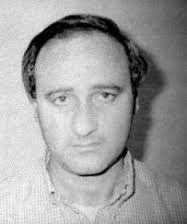 """Francesco """"Ciccio Taglia"""" TAGLIAVIA  (1954) Capo de la famille de Corso dei Mille 1986-93  Arrested on 22 may 1993   sentenced to life imprisonment in 26 killings"""