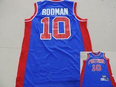 http://www.xjersey.com/pistons-10-rodman-blue-hardwood-classics-jerseys.html Only$34.00 #PISTONS 10 RODMAN BLUE HARDWOOD CLASSICS JERSEYS Free Shipping!