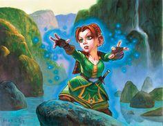 #hearthstone #wowtcg #warcraft #warcraft #gnome #mage