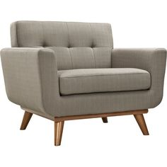 Corrigan Studio Saginaw Arm Chair & Reviews | Wayfair