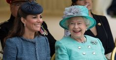 Queen Elizabeth II has reportedly passed an honorary role to the Duchess of Cambridge, bestowing a royal title she's dutifully held for over 64 years.