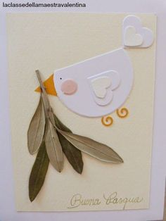 Easter Crafts For Kids, Summer Crafts, Diy And Crafts, Arts And Crafts, Paper Crafts, Hand Made Greeting Cards, Making Greeting Cards, Diy With Kids, Art For Kids