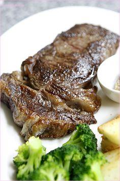 Steak. Delish.