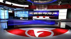 ANHUI TELEVISION - ANHUI - News Sets Set Design - 2