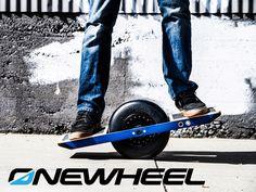 Onewheel Self-Balancing Electric Skateboard [Correction] :: Gadgetify.com