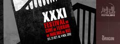 XXXI Festival de Cine de Terror de Molins de Rei, 2012
