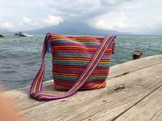 "Tote Bag ""Lago"" (BGG085)-Guatemala"