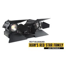 Check out Ikan's Red Star Family of tungsten LED Fresnels. See the full video and more specs on ikancorp.com. Call or email our knowledgeable sales staff at 713.272.8822 or sales@ikancorp.com ✨✨✨ #production #gear #lighting #led #fresnel #ikan #ikancorp #