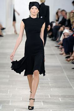 Ralph Lauren Spring 2009 Ready-to-Wear Collection Slideshow on Style.com