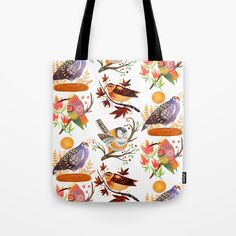 Check out society6curated.com for more! I am a part of the society6 curators program and each purchase through these links will help out myself and other artists. Thanks for looking! @society6 #illustration #design #tote #totebag #bags #fashion #style #men #women #buy #shop #shopping #sale #gift #idea #cute #cool #nice #unique #fun #gift #idea #cool #buyart #artforsale #bird #birds #seasonal #orange #blue #white #green #yellow #red #natural #nature