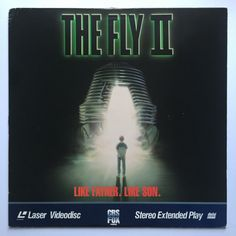 The Fly II Laserdisc