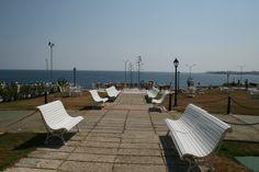 Views from the Hotel Nacional patio.