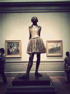 Degas, Dancer  I've always loved it and still do
