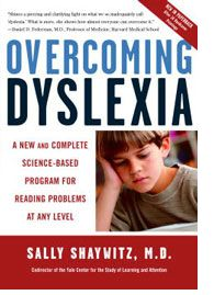 A must read on the subject of dyslexia. This book helped me better understand how to help my son!