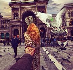 """""""Follow Me To..."""" Photo Series Leads You Hand in Hand to The World's Most…"""