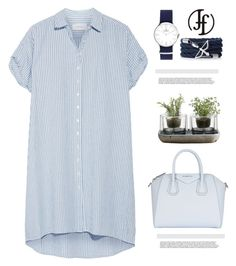 """Franco-Florenzi"" by mycherryblossom ❤ liked on Polyvore featuring The Great, Nude and Givenchy"