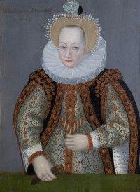 Königin Sophie v. Dänemark (Kulturstiftung DessauWörlitz CC BY-NC-SA)