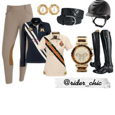 """Keep It Classic"" by rider-chic on Polyvore"