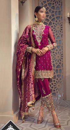 Latest Pakistani Dresses, Pakistani Fashion Casual, Pakistani Wedding Dresses, Pakistani Dress Design, Pakistani Designers, Pakistani Outfits, Indian Dresses, Indian Outfits, Indian Fashion