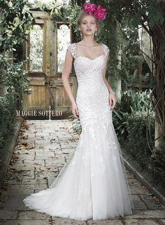 Maggie Sottero Bridal - 5MC688-Azura