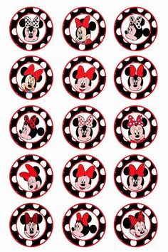 : Another Free BottleCap Haul! Click the photo to get TONS more images! For the mini McVinnie :) Bottle Cap Art, Bottle Cap Crafts, Diy Bottle, Bottle Cap Images, Mickey Mouse Birthday, Minnie Mouse Party, Mouse Parties, Disney Scrapbook, Scrapbooking